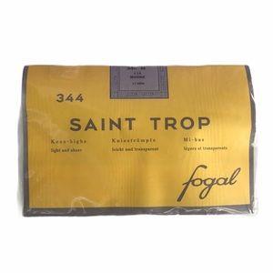 New Saint Trop Fogal Knee-highs 344M 614 MARINE